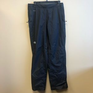 The North Face black water resistant pants size M